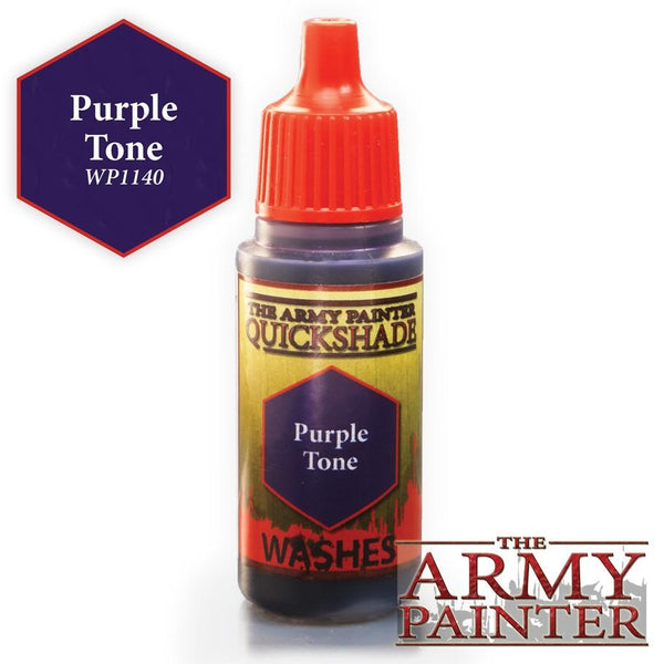 Army Painter Warpaints Purple Tone Ink