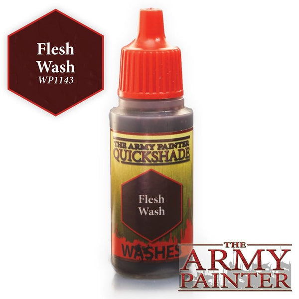 Army Painter Warpaints Flesh Wash