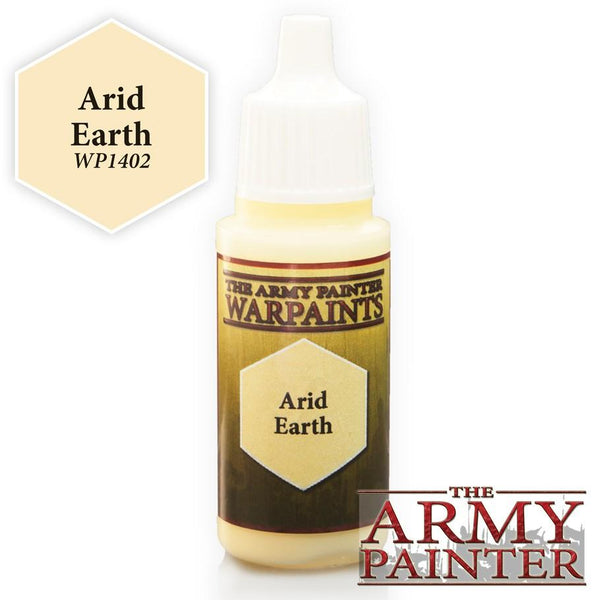 Army Painter Warpaints Arid Earth