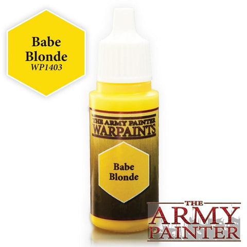 Army Painter Warpaints Babe Blonde