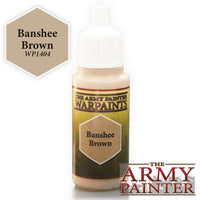 Army Painter Warpaints Banshee Brown