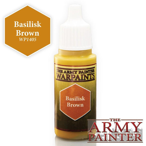 Army Painter Warpaints Basilisk Brown