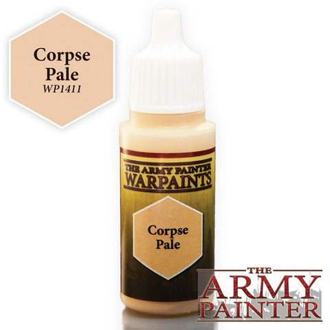 Army Painter Warpaints Corpse Pale
