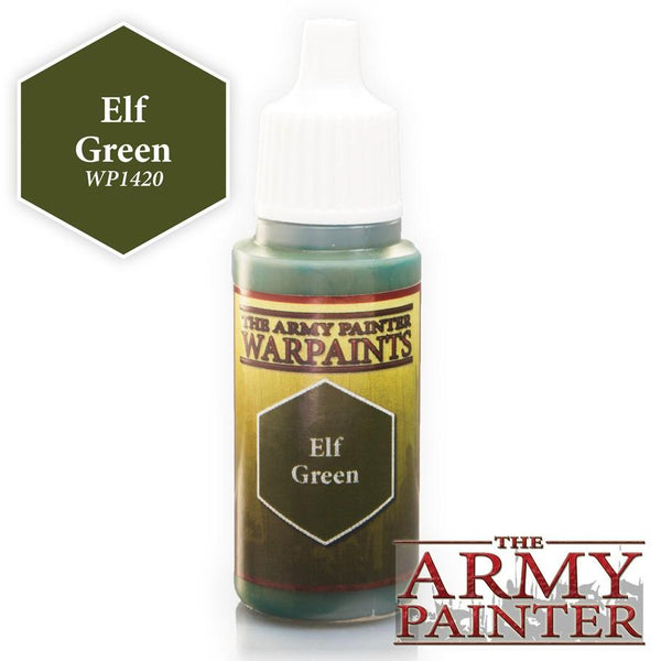 Army Painter Warpaints Elf Green