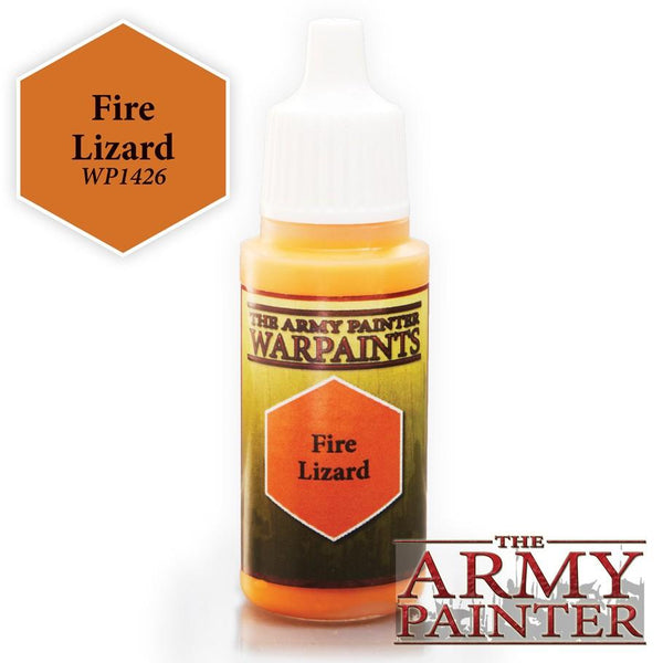 Army Painter Warpaints Fire Lizard