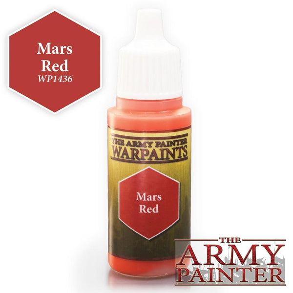 Army Painter Warpaints Mars Red