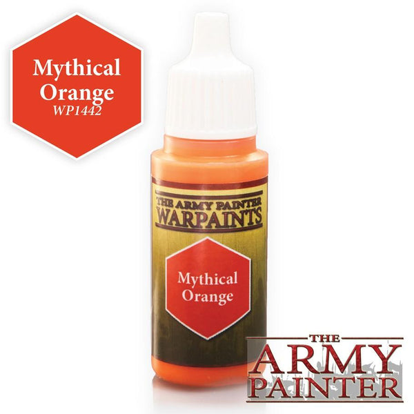 Army Painter Warpaints Mythical Orange