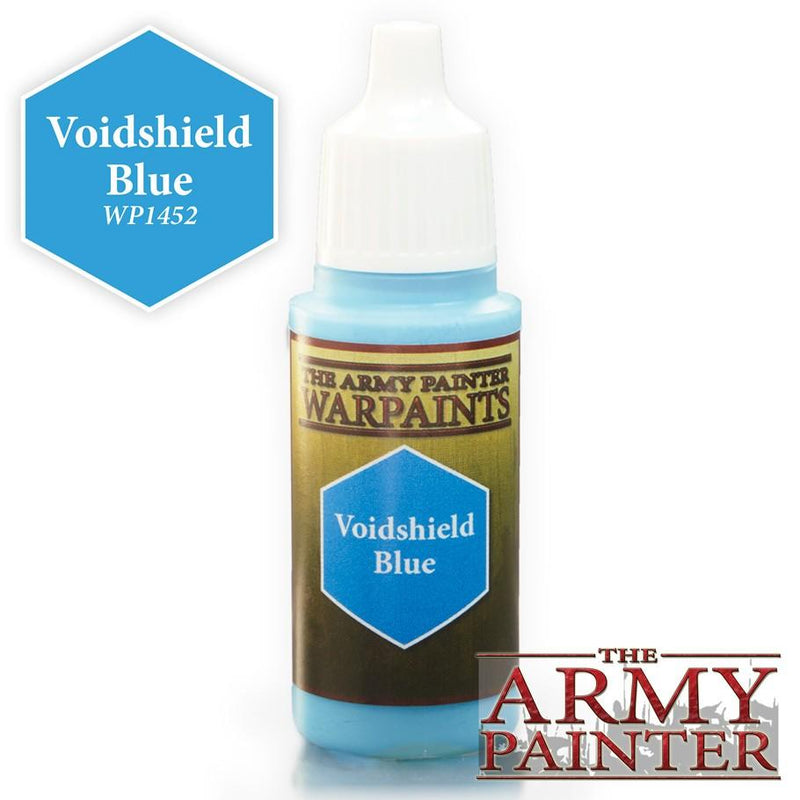 Army Painter Warpaints Voidshield Blue