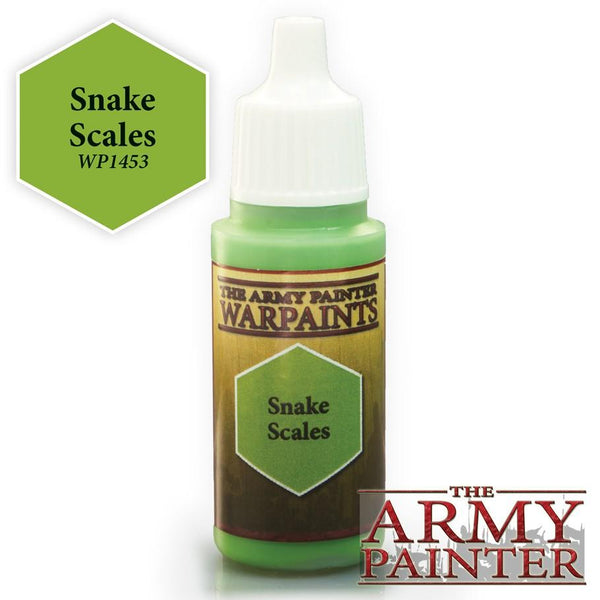 Army Painter Warpaints Snake Scales