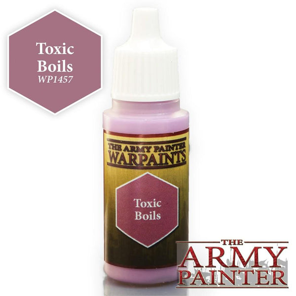 Army Painter Warpaints Toxic Boils