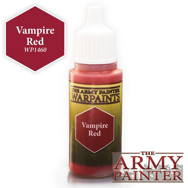 Army Painter Warpaints Vampire Red