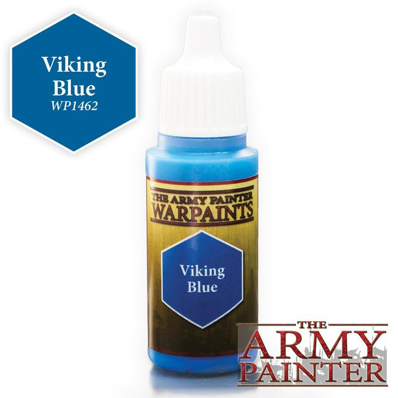 Army Painter Warpaints Viking Blue