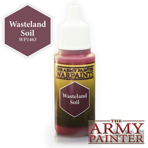 Army Painter Warpaints Wasteland Soil