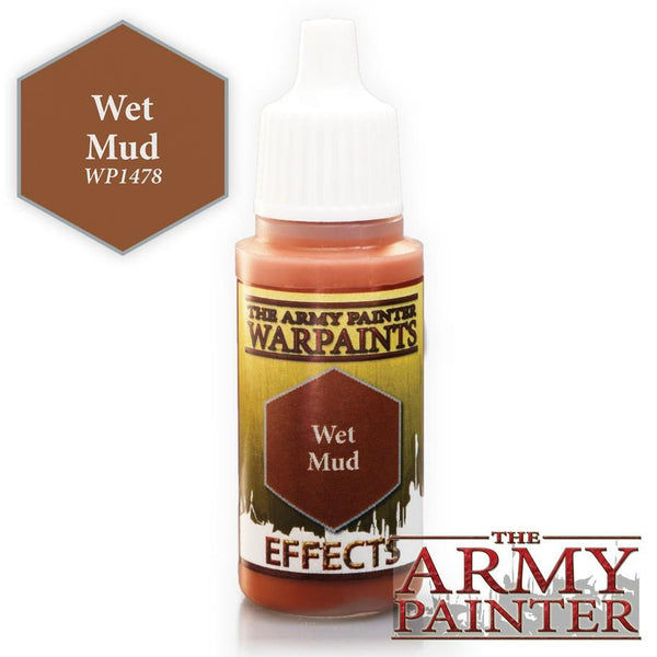 Army Painter Warpaints Wet Mud