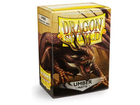 Dragon Shield Card Sleeves Matte Umber