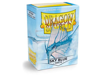 Dragon Shield Card Sleeves Matte Sky Blue