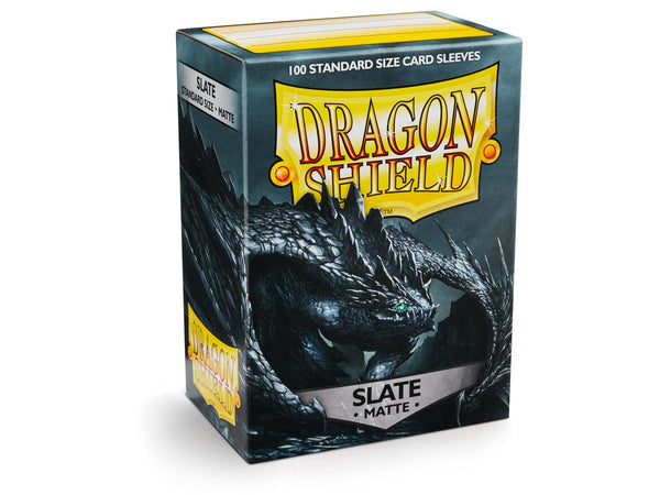 Dragon Shield Card Sleeves Matte Slate