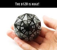 Giant d120 size