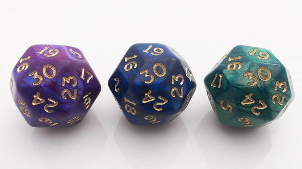 30-sided dice Otherworld d30