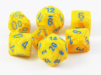 Vortex RPG Dice Yellow