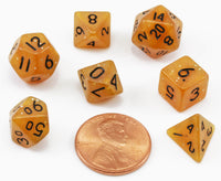 Honey Mead Mini Dice set