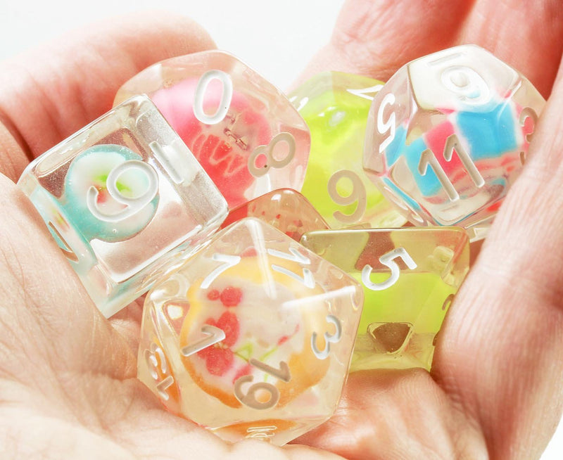 Candy DnD Dice 3