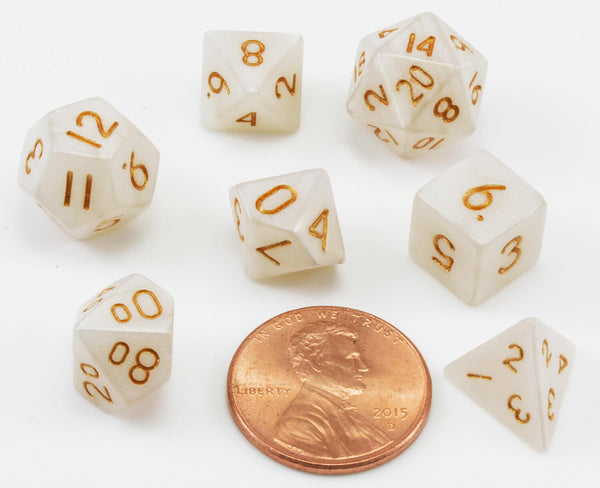 Avenging Angel Mini Dice