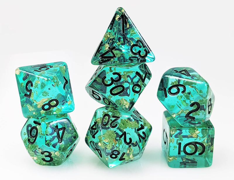 D&D Dice Dragon's Tears 3