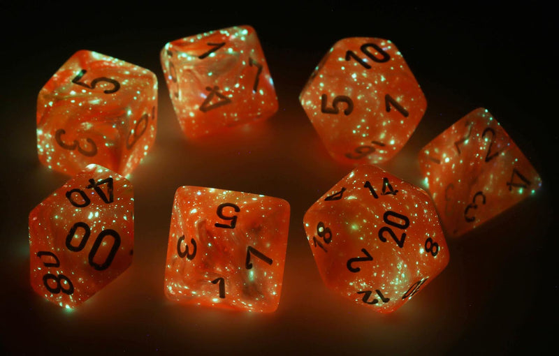 Luminary Glow in the Dark Dice
