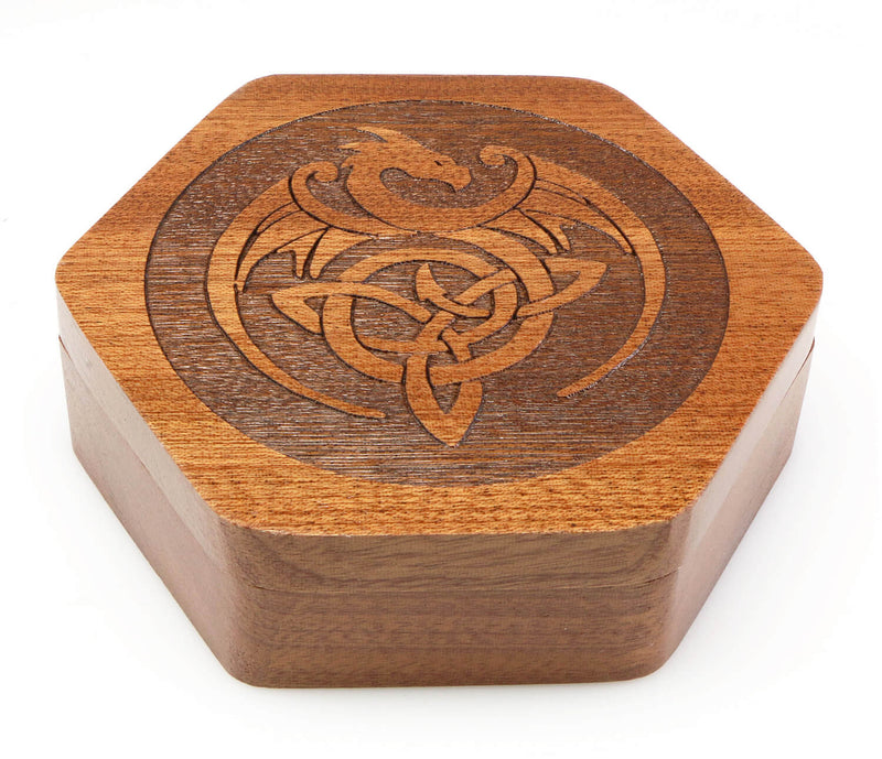 Dragon RPG Dice Box 2