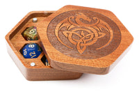 Dragon RPG Dice Box