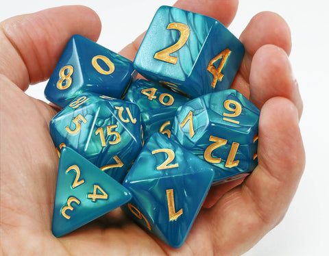 Dark Elf Dice