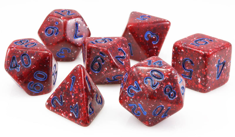 Red Dungeon Dice