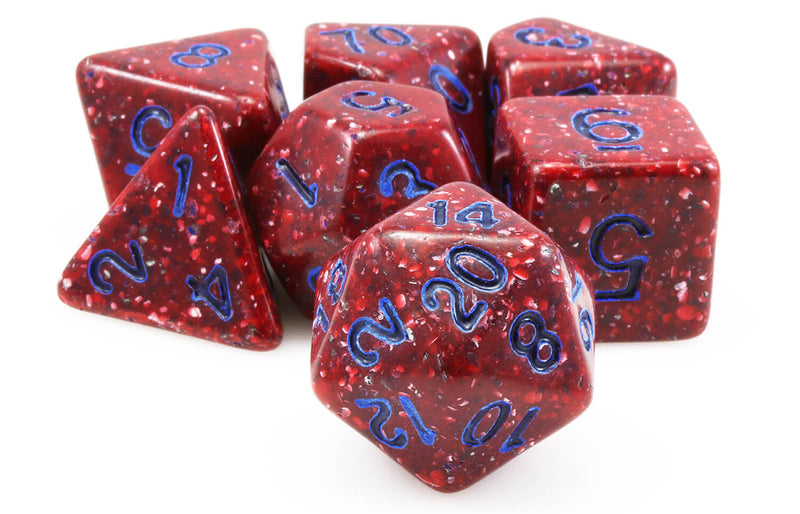 Red Dungeon Dice 2