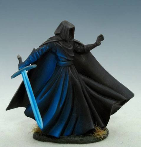 Dark Sword Miniatures (DSM1178 Wraith With Bastard Sword)