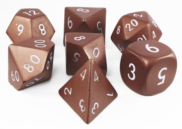 Chocolate Giant Foam Dice
