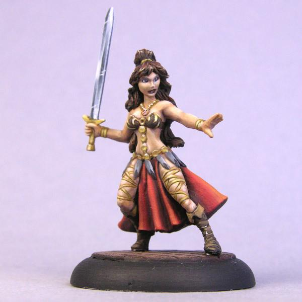 Bombshell Miniatures BOM10004 The Girl