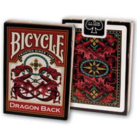 Dragon Back Playing Cards
