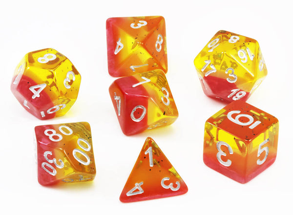 Passion Fruit Dice for D&D
