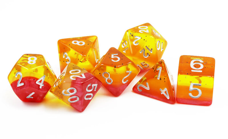RPG Passion Fruit Dice