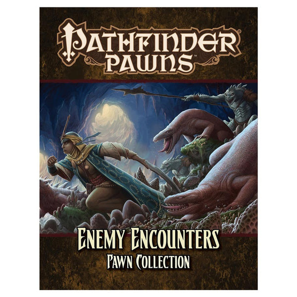 Pathfinder Pawns: Enemy Encounters