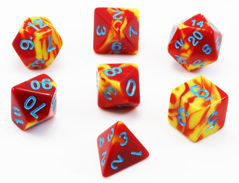 D&D Fireball Dice