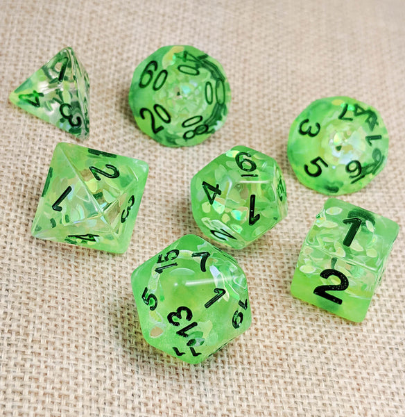 Four Seasons Spring Dice