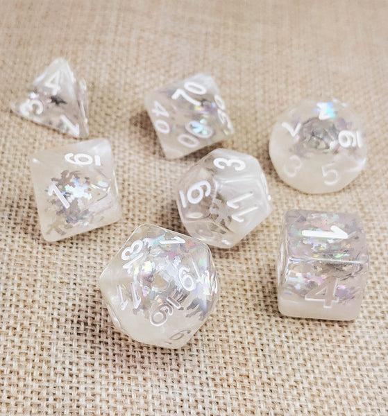 Four Seasons Dice Winter