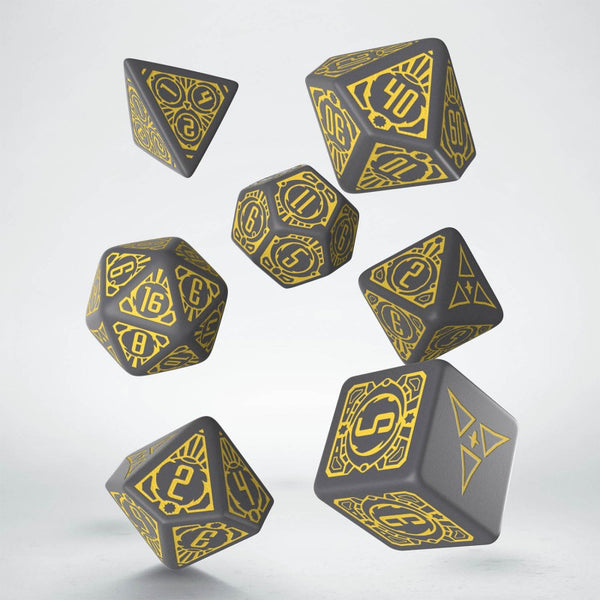 Starfinder Dice: Threefold Conspiracy | RPG Role Playing Game Dice Set