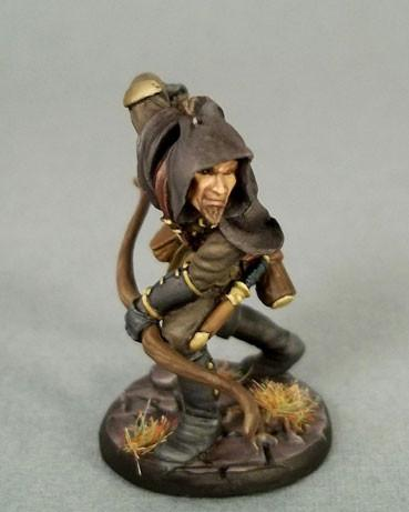Dark Sword Miniatures DSM7305 Male Thief