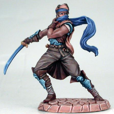 Dark Sword Miniatures Assassin