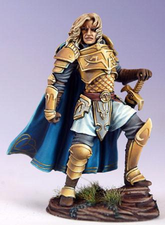Dark Sword Miniatures Male Warrior