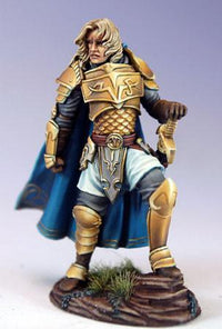 RPG Miniatures Fighter