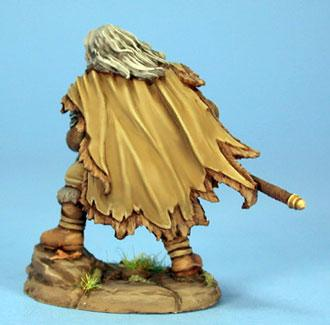 Dark Sword Miniatures DSM7426 Dwarf Fighter With Axe